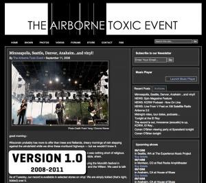 The Airborne Toxic Event 1.0