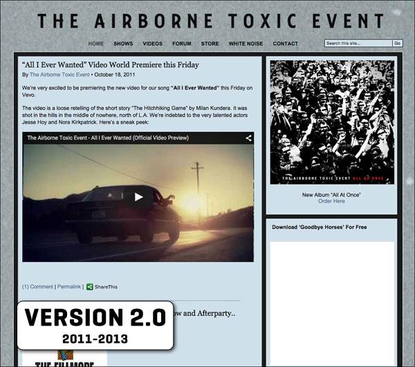 The Airborne Toxic Event 2.0