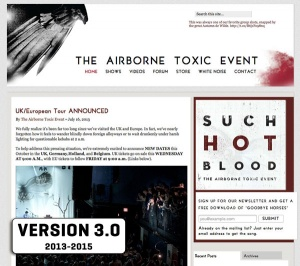 The Airborne Toxic Event 3.0